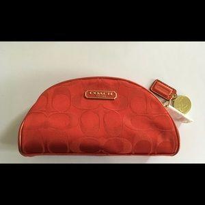 Coach for Estée Lauder Cosmetic Travel Bag
